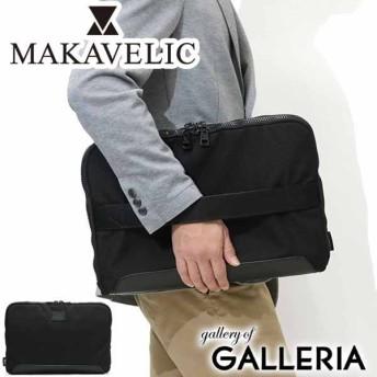 レビューでオリジナルカラビナ マキャベリック クラッチバッグ MAKAVELIC PCケース MENS EX CLUTCH BAG ノートパソコン A4 3108-30601 メンズ ビジネス
