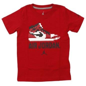 JORDAN 【オンライン特価】ボーイズ ジョーダン半袖Tシャツ 754741-R78 (Jr)