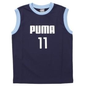 プーマ(PUMA) ノースリーブ 591908 06 NVY- (Jr)