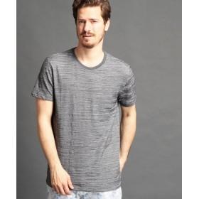 ムッシュニコル カモフラジャガードTシャツ メンズ 29グレー 46(M) 【MONSIEUR NICOLE】