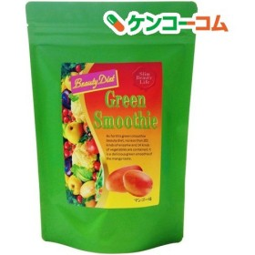 グリーンスムージー ビューティダイエット マンゴー味 ( 155g(5g31包) )/ 富山サプリメント