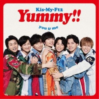 Kis-My-Ft2/Yummy!!《通常盤》 【CD】