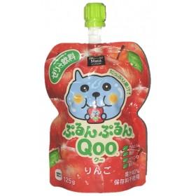 ミニッツメイド QOO ぷるんぷるんQOO りんご 125g