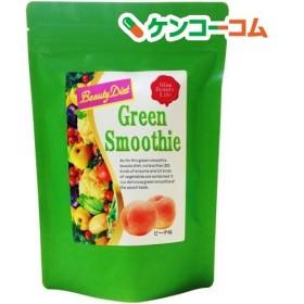 グリーンスムージー ビューティダイエット ピーチ味 ( 155g(5g31包) )/ 富山サプリメント