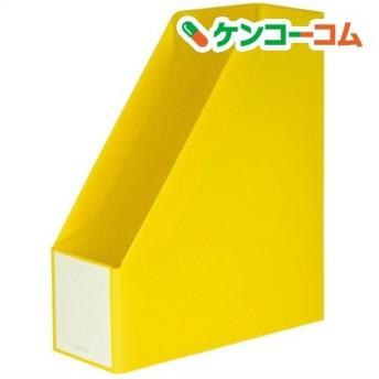 アドワン ボックスファイル AD-2650-50 イエロー ( 1コ入 )/ アドワン