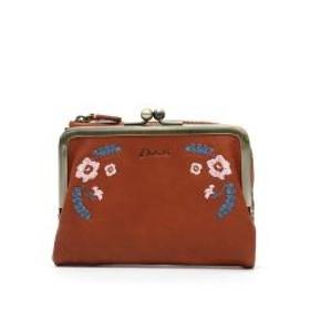 64058b992835 ダコタ Dakota 財布 がま口 リカモ 二つ折り 小銭入れあり がま口財布 レザー レディース サイフ 0036080