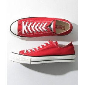 アーバンリサーチ CONVERSE CANVAS ALLSTAR OX メンズ RED 7.5 【URBAN RESEARCH】
