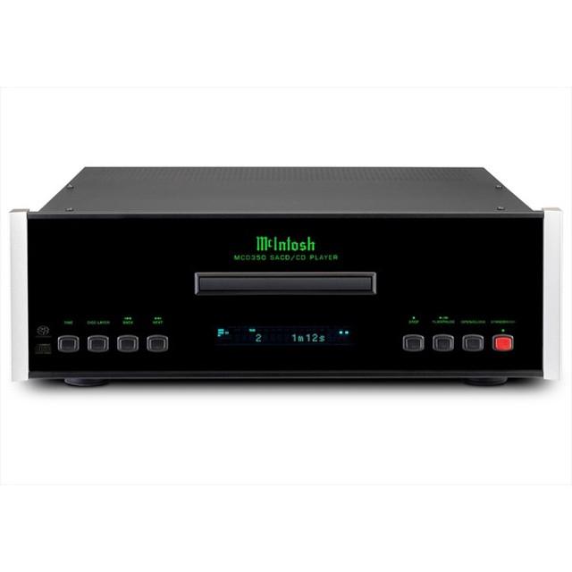 McIntosh - MCD350(SACD/CDプレーヤー)【メーカー取寄商品・納期を確認後、ご連絡いたします】
