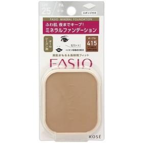 コーセー ファシオ ミネラルファンデーション オークル 9g/ ファシオ パウダーファンデーション