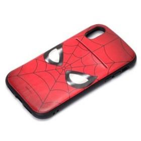 PGA iPhone XS/ X用 タフポケットケース(スパイダーマン) PG-DCS306SPM 返品種別A