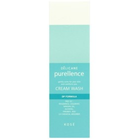 コーセー デリカーヌ ピュアレンス クリームウォッシュ 100g×2個セット/ デリカーヌピュアレンス 洗顔フォーム