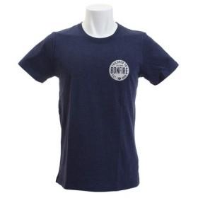 ボンファイア(Bonfire) BALL 半袖Tシャツ 10BNF8SCD2010 NVY (Men's)