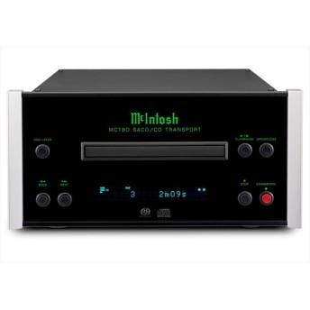 McIntosh - MCT80(SACD/CDトランスポート)【メーカー取寄商品・納期を確認後、ご連絡いたします】