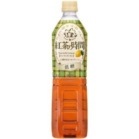 UCC 霧の紅茶 紅茶の時間 ティーウィズ レモン 低糖 930ml ペットボトル 1ケース(12本) (お取寄せ品)