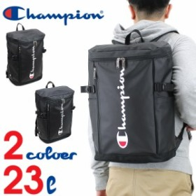Champion チャンピオン バレル スクエアリュック 23L B4 55511