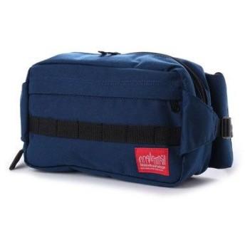 マンハッタンポーテージ Manhattan Portage The Spoke Waist Bag (Navy)
