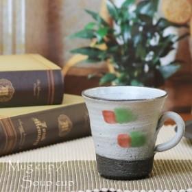 マグカップ スープカップ おしゃれ 保温 かわいい 和食器 日本製 白 カップ 食器 信楽焼 おしゃれ 和風 陶器 【手作り】