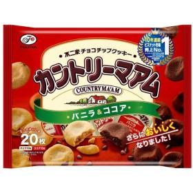 カントリーマアム バニラ&ココア  20枚【お菓子】