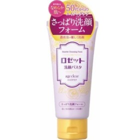 ロゼット 洗顔パスタ エイジクリア さっぱり洗顔フォーム(120g)[洗顔フォーム]