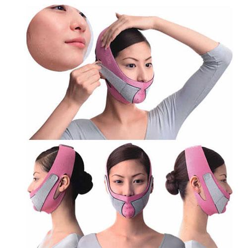 日韓流行- 瘦臉神器 第二代小臉帶 雙下巴拉提面罩 瘦臉帶