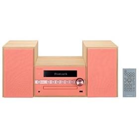 パイオニア ミニコンポ CDミニコンポーネントシステム X-CM56-R レッド (送料無料)