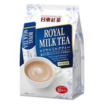 日東紅茶 ロイヤルミルクティー 10P入×12袋 同梱分類【A】