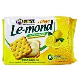 ジュリーズ ルモンドレモンクリームサンド 170g