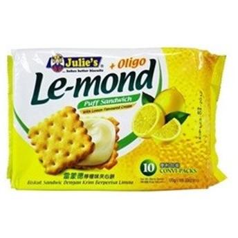 ジュリーズ ルモンドレモンクリームサンド 170g<欠品中>