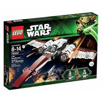 レゴLEGO Star Wars Z-95 Headhunter Starfighter Spaceship w/ 3 Minifigures | 75004