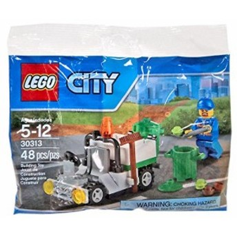 レゴLEGO City Garbage Truck Mini Set #30313 [Bagged]