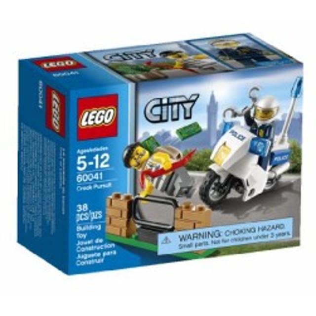 レゴLEGO 60041 City Police Crook Pursuit