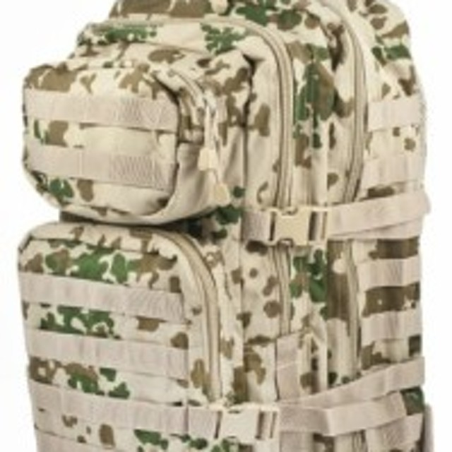 dfaa81451965 ミリタリーバックパックMil-Tec Assault Pack Tactical Backpack 36 Liter Tropical Camo