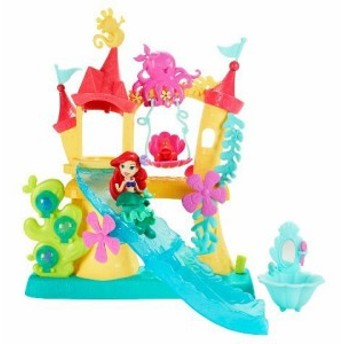 リトル・マーメイドNew Little Kingdom Ariel's Sea Castle