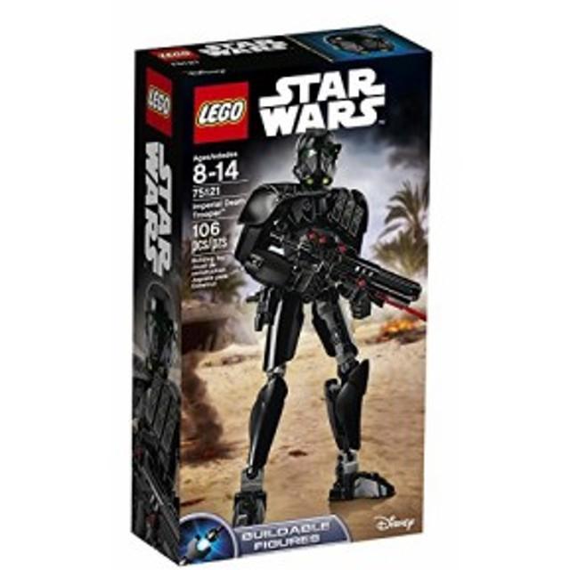 レゴLEGO Star Wars Imperial Death Trooper 75121 Star Wars Toy