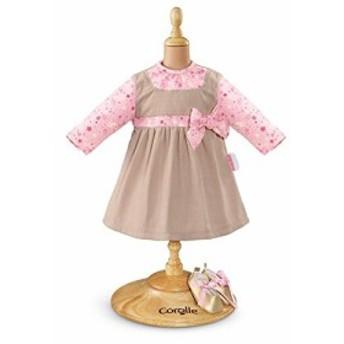 """コロールCorolle Christmas Tales Dress Baby Doll, 14"""""""
