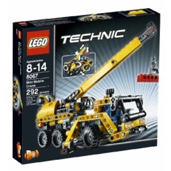 レゴLEGO Technic Mini Mobile Crane 8067