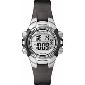 【当店1年保証】タイメックスTimex Marathon by Timex Digital Mid-Size |Black| Watch T5K805