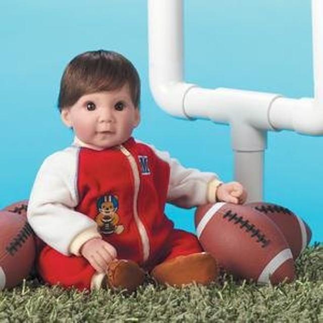 リー・ミドルトンLee Middleton 'Touchdown Time' Baby Doll