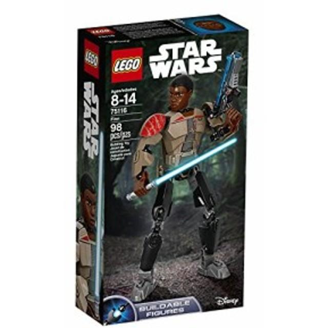 レゴLEGO Star Wars Finn 75116 Star Wars Toy