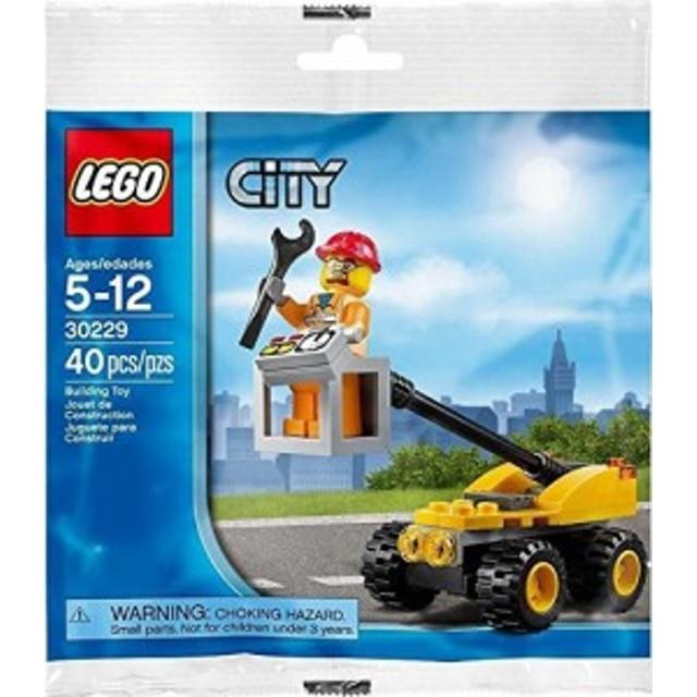 レゴLEGO City, Repair Lift Set Bagged (30229)