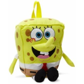 スポンジボブNickelodeon Little Girls' SpongeBob Plush, Yellow, 0