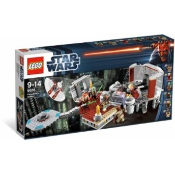レゴLEGO Star Wars Palpatine's Arrest (9526) Exclusive