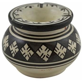 灰皿ceramics Ashtrays Hand Made Moroccan Ceramic Medium