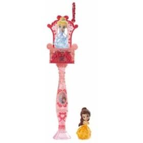 眠れる森の美女Disney Princess Magical Minis Cinderella and Belle Wand