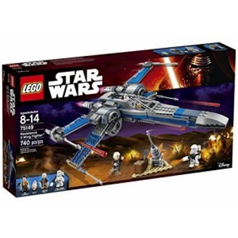 レゴLEGO Star Wars Resistance X-Wing Fighter 75149