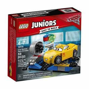 Lego Junior 10732 Guido /& Luigi/'s Pit Stop Disney Pixar Cars Movie