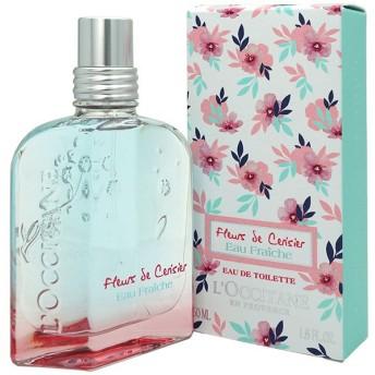 ロクシタン L'OCCITANE チェリーワンダーランド EDT SP 50ml Fleurs de Cerisiers Eau De Toilette 【香水 フレグランス】