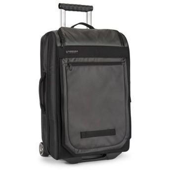 ティンバック2 メンズファッション トラベルバッグ ビジネスバッグ コパイロットローラー M Black TIMBUK2 544-4-2000