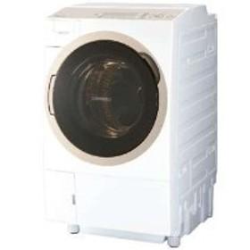 TOSHIBA(東芝) TW-117A6L-W [左開き] ドラム式洗濯乾燥機 (洗濯11.0kg/乾燥7.0kg)グランホワイト 【洗濯槽自動お掃除・ヒートポンプ乾燥機能付】