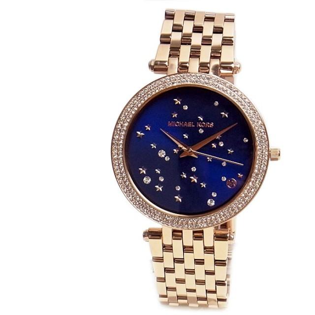 9691540d5f2d MICHAEL KORS マイケルコース レディース腕時計 Darci Star ダーシー スター MK3728
